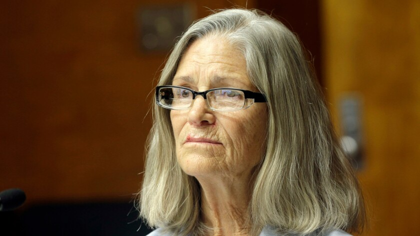 "Leslie Van Houten would pose ""an unreasonable danger to society if released from prison,"" Gov. Jerry Brown said Friday."