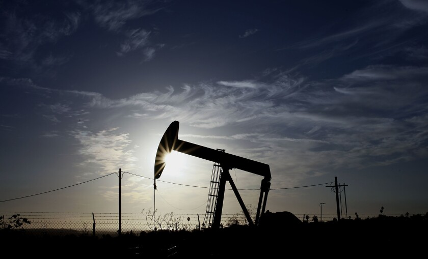 Tapping California shale oil could add millions of jobs, study says