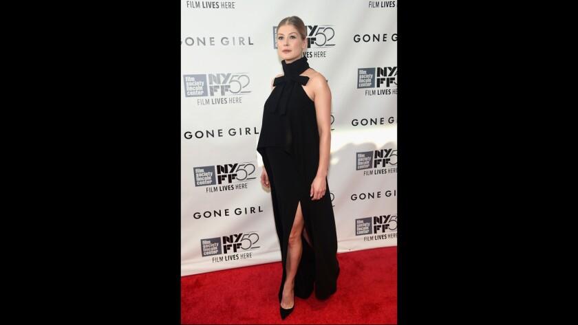'Gone Girl' premiere