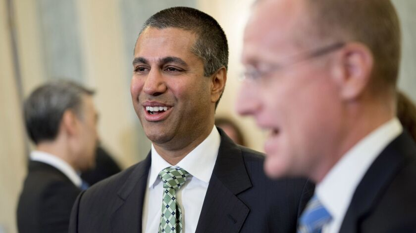 Senate Commerce Committee Hearing On Oversight Of The FCC