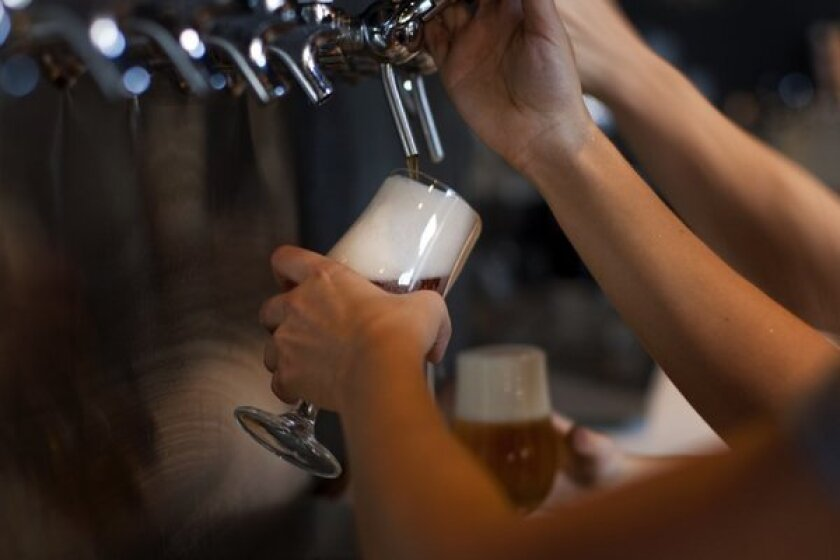 The Los Angeles County Board of Supervisors voted Tuesday to reopen outdoor operations at breweries, wineries and card rooms.