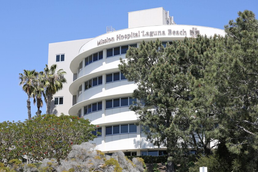 Mission Hospital in Laguna Beach will be adding surveillance cameras and a security guard as new security measures.