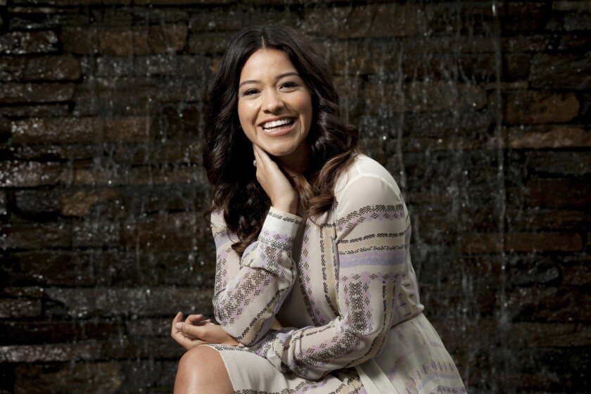 Actress Gina Rodriguez has sold her farmhouse-inspired home in Westchester for $1.81 million.