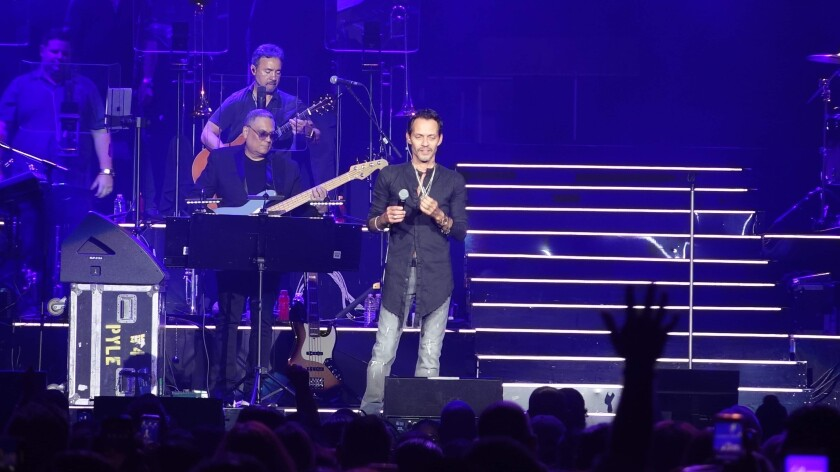Marc Anthony presentará su concierto gratis en Youtube.