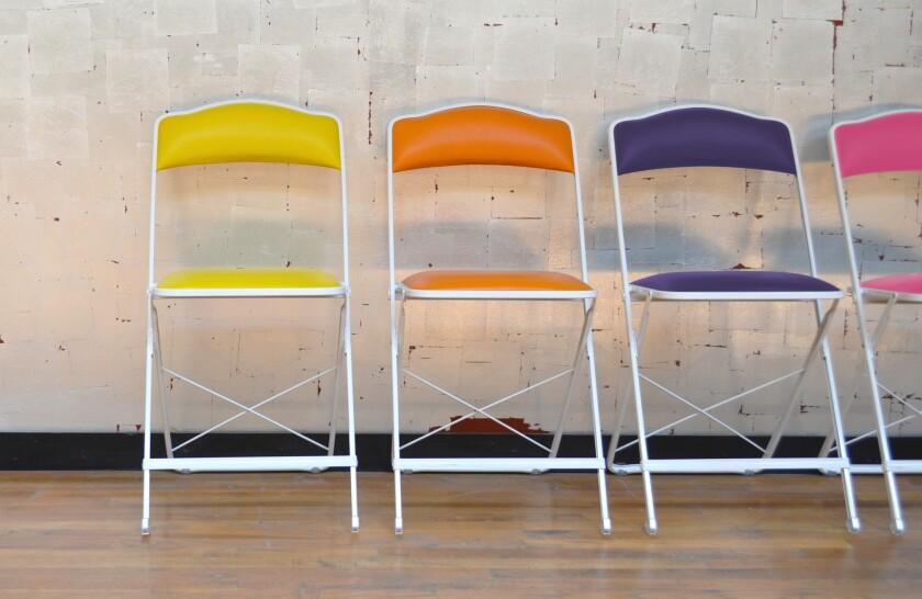 Atomic Age -- Izzy Million Chair Co.