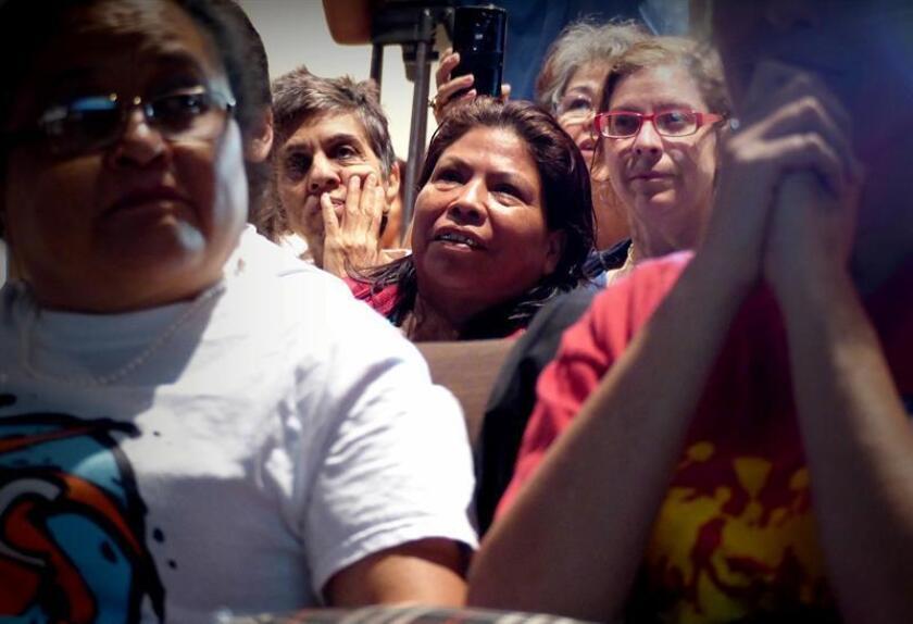Legisladoras demócratas y la Alianza Nacional de Trabajadoras del Hogar (NDWA) anunciaron hoy una medida legislativa para reconocer derechos laborales a nivel nacional para las empleadas domésticas en el país. EFE/ARCHIVO