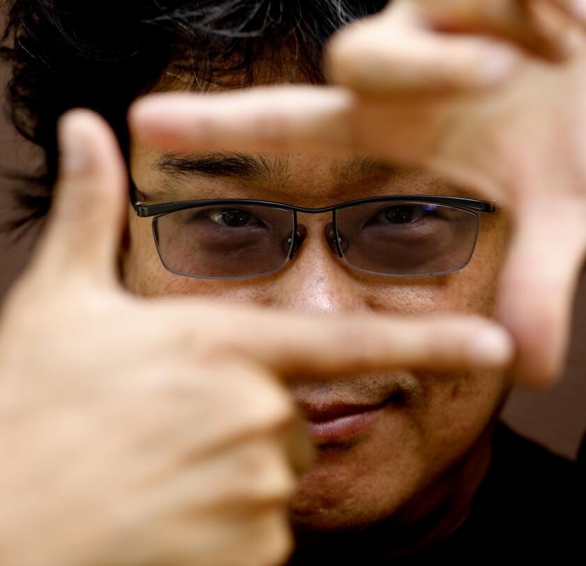"""Parasite"" director Bong Joon Ho"