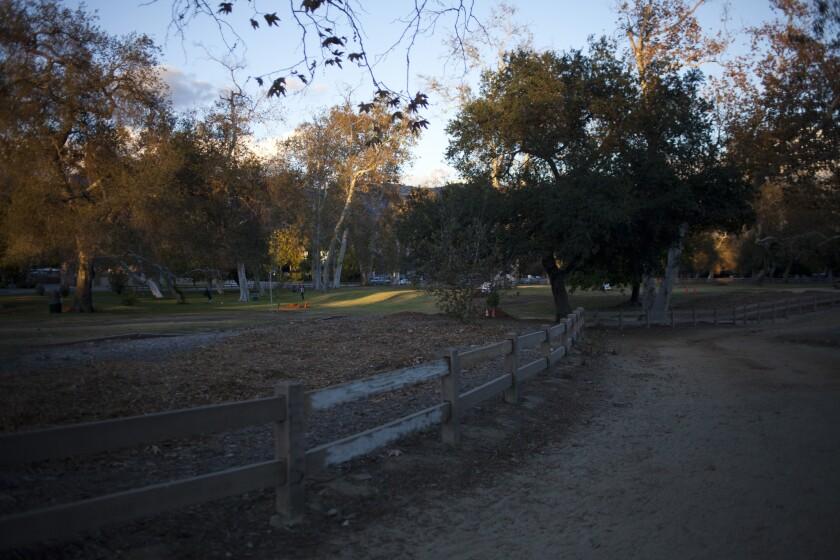 L.A. Walks Equestrian Walk near Griffith Park