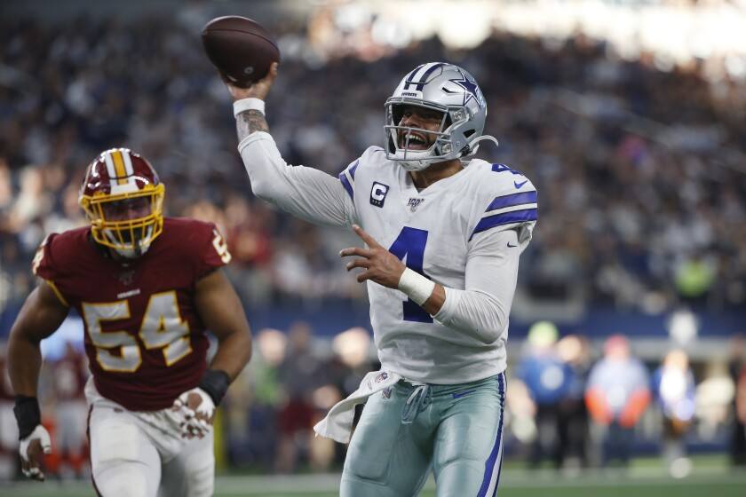 Cowboys Draft Preview Football