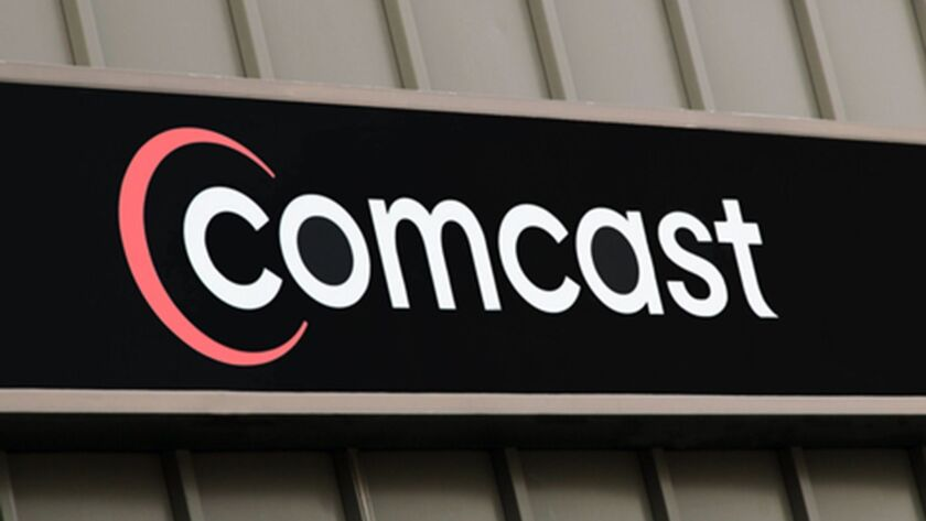 Comcast lost 186,000 residential TV subscribers last year.