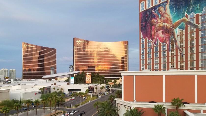Wynn-Encore in Las Vegas to drop valet parking fees. Yep, back to free parking