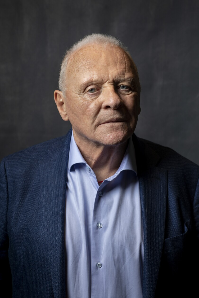'Two Popes' actor Anthony Hopkins has one rule for life ...