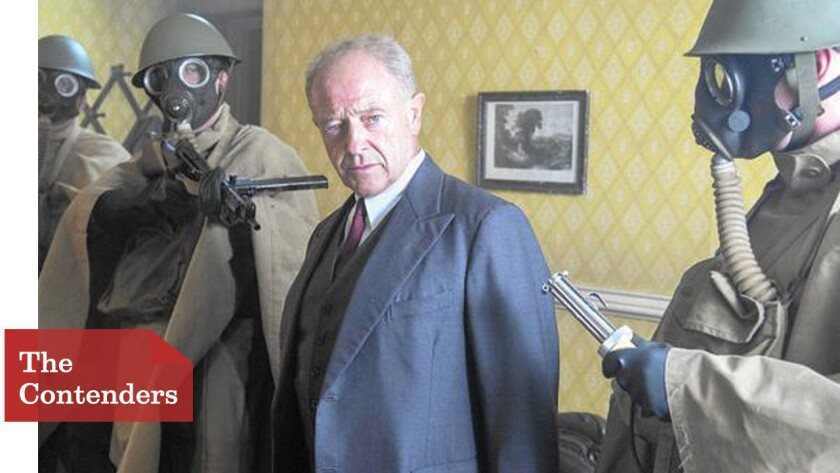 A case for an Emmy (or more) for 'Foyle's War' - Los Angeles