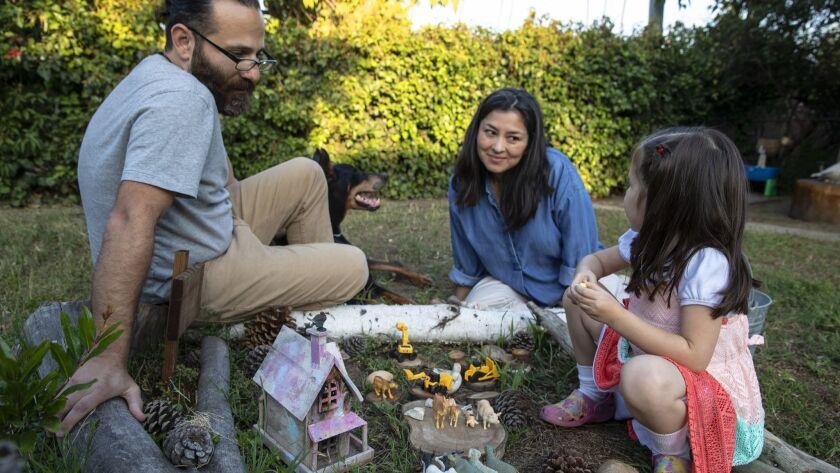 I am raising my daughter to speak three languages  A stranger