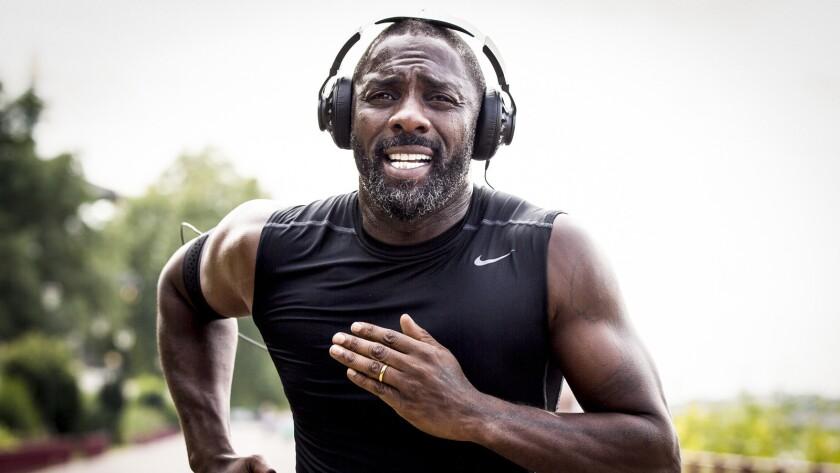"Idris Elba in the film ""100 Streets."""