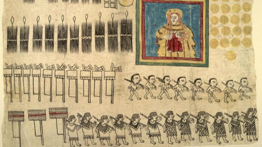 The 1531 Huejotzingo Codex