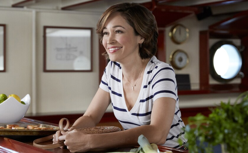 "Autumn Reeser stars in the new made-for-TV romance ""All Summer Long"" on Hallmark."