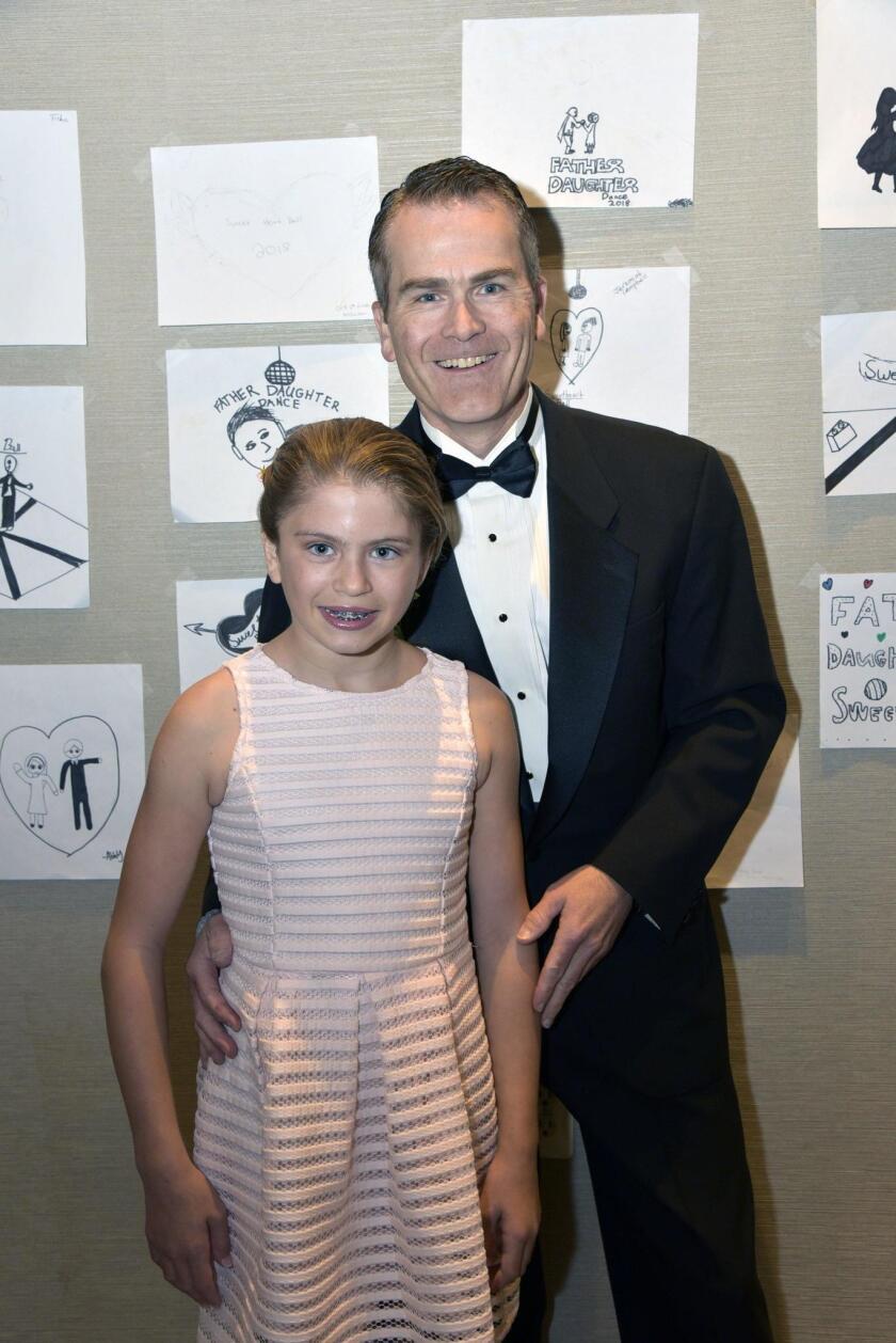 Jim Haughey with Allison