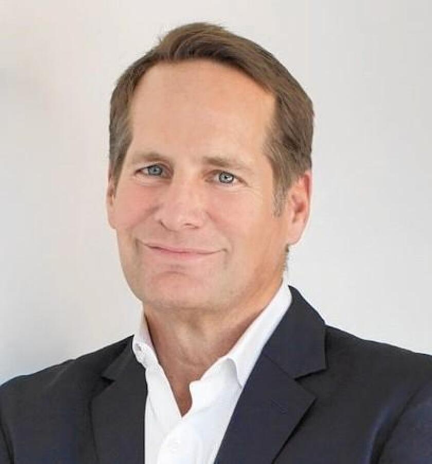 Harley Rouda of Laguna Beach has announced his intent to run against Rep. Dana Rohrabacher in the 2018 election.