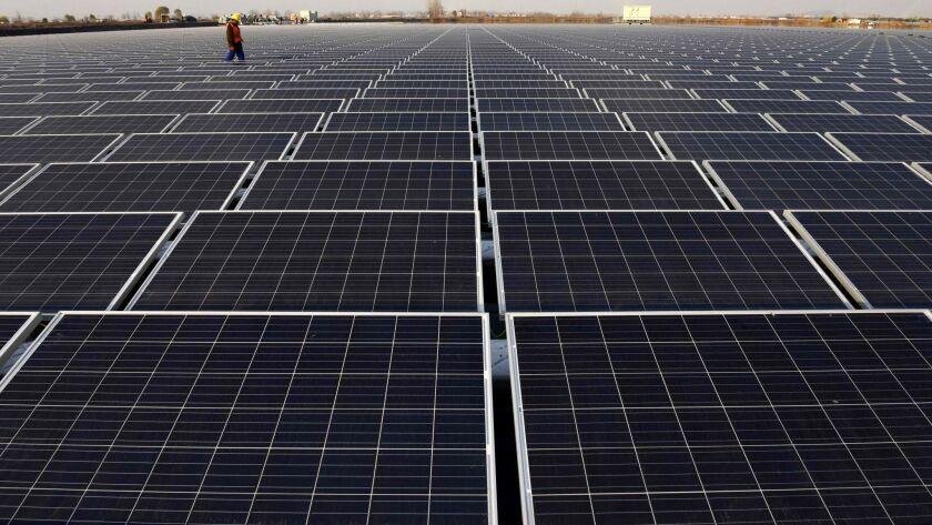 Solar in China