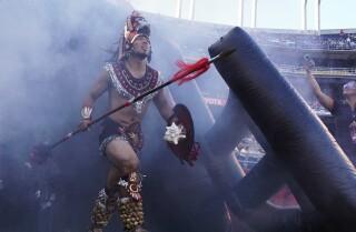 A short history of the SDSU Aztec mascot