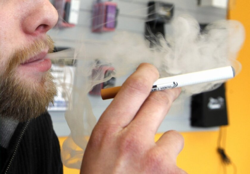 E-cigarettes to quit smoking? They're as good as nicotine patches