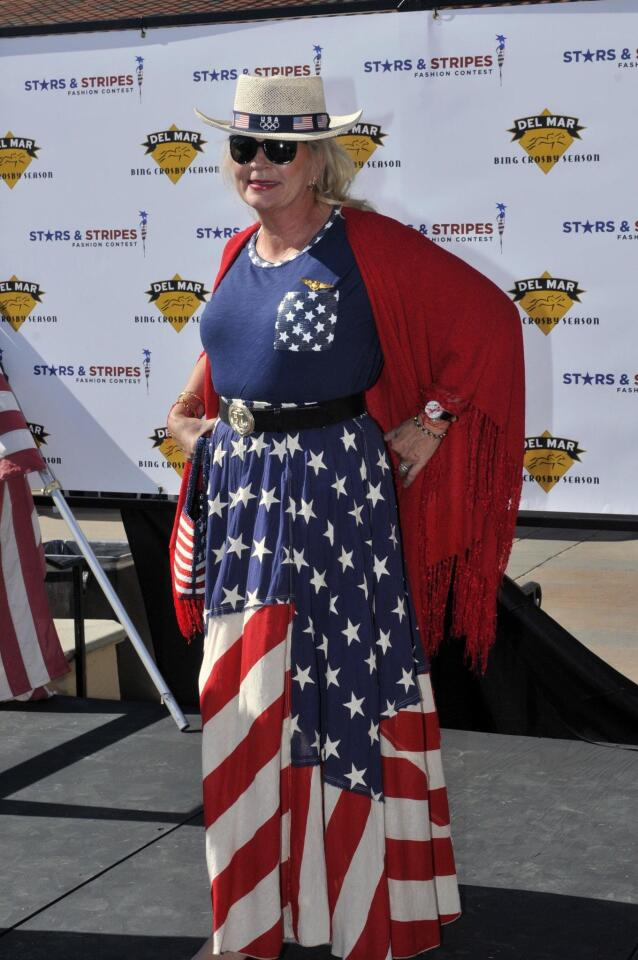 Ret. US Navy Captain Carol Harrington