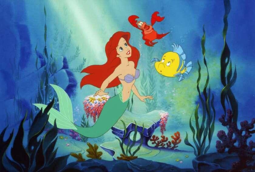 Likttle Mermaid