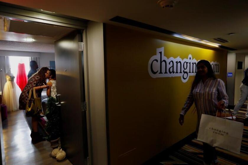 """Fotografía de archivo de la primera edición del evento de moda """"Changing Room"""" en San Juan (Puerto Rico). EFE/Archivo"""