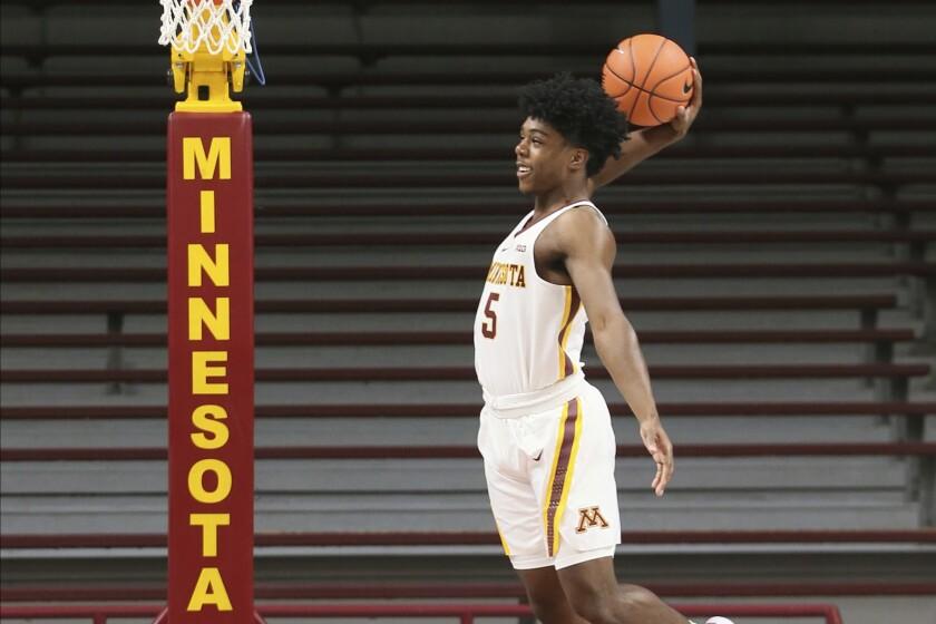Minnesota Preview Basketball