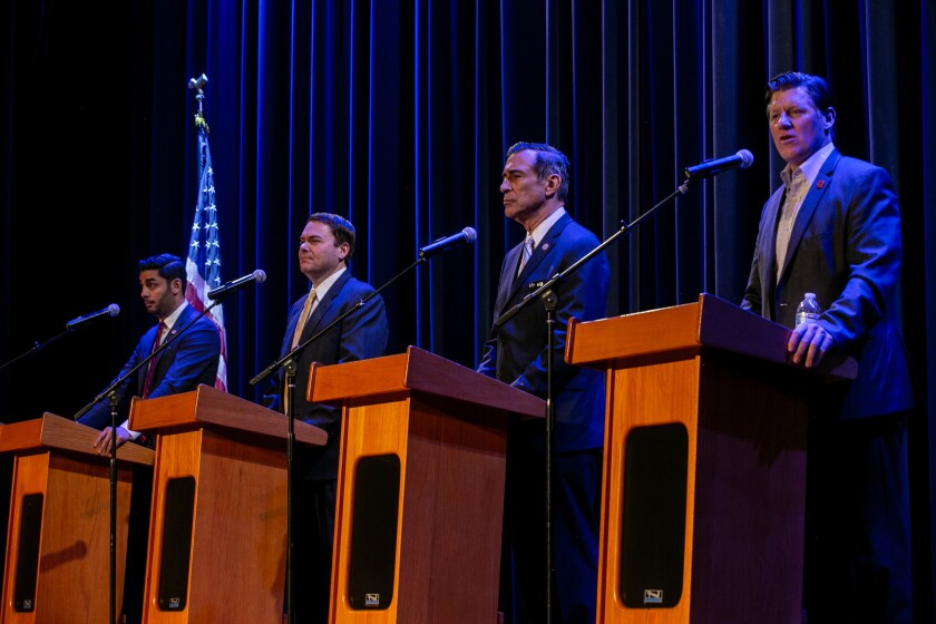 50th Candidate Forum
