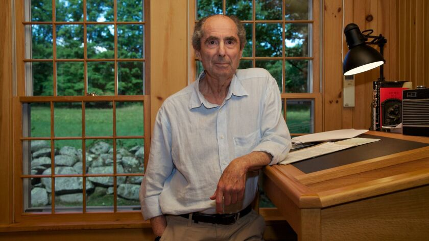 "Handout image of author Philip Roth, author of the book ""Nemesis"" published by Houghton Mifflin Harc"