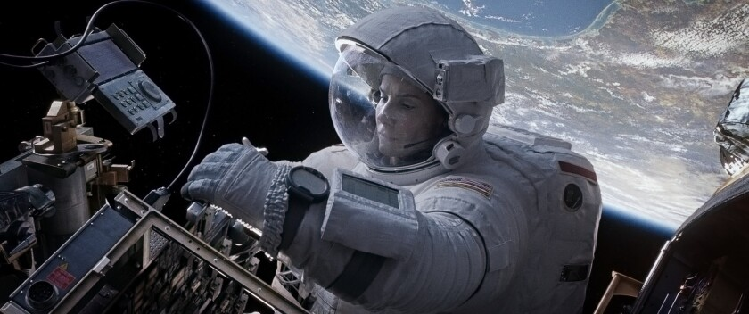 'Gravity' pulls in $9 million in two-day China launch