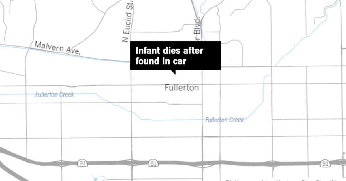 Les autorités enquêtent après qu'un bébé ne respire pas dans un véhicule