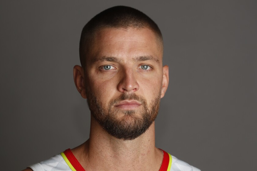 Hawks Parsons Injuries Basketball