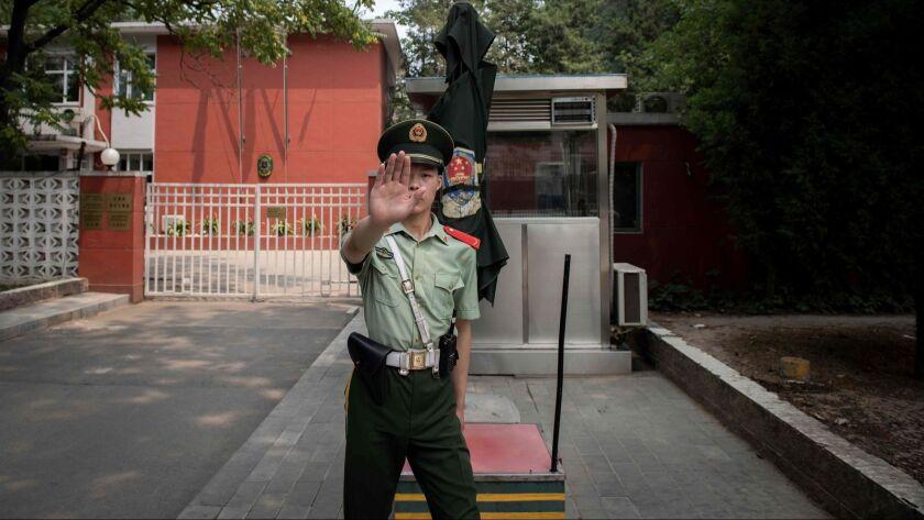 CHINA-BELGIUM-XINJIANG-RIGHTS