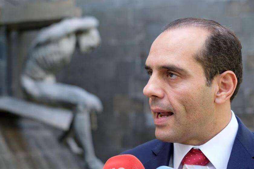 El estratega español Juan Verde, que fuese asesor de campaña de Barack Obama, destacó hoy en un foro para emprendedores en Nueva York que la innovación fue la clave que llevó al expresidente estadounidense a la victoria electoral y a renovar mandato. EFE/ARCHIVO