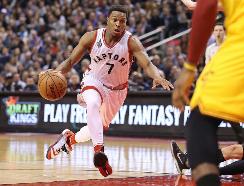 NBA trends: Raptors only two games behind Cavaliers in East