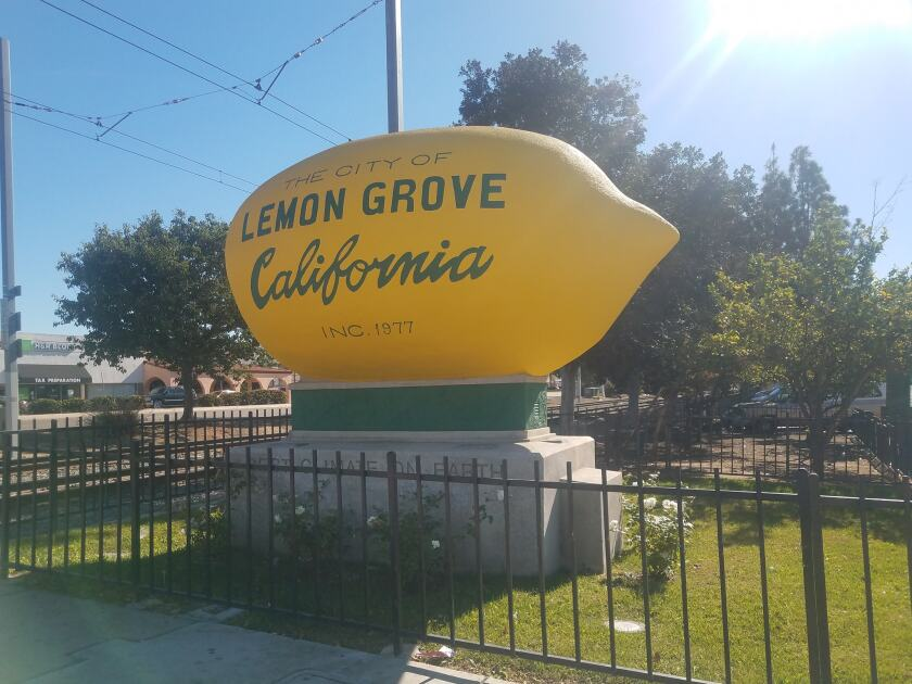 Trash rates are on the rise in Lemon Grove.