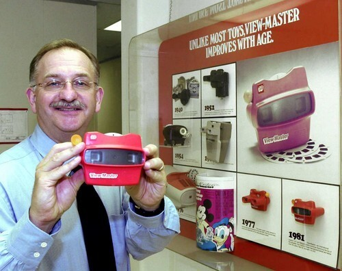 View-Master's inventor William Gruber