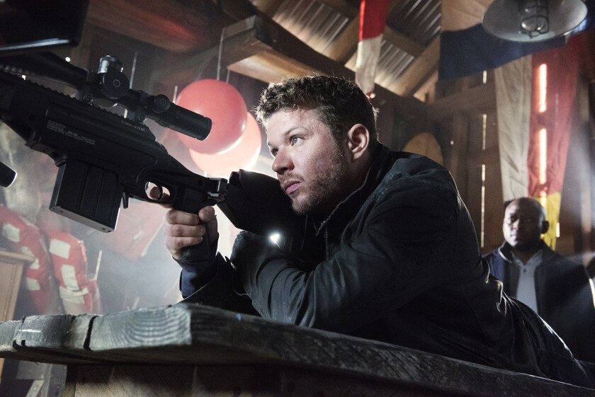 """Ryan Phillippe portrays Bob Lee Swagger in the USA series """"Shooter."""""""