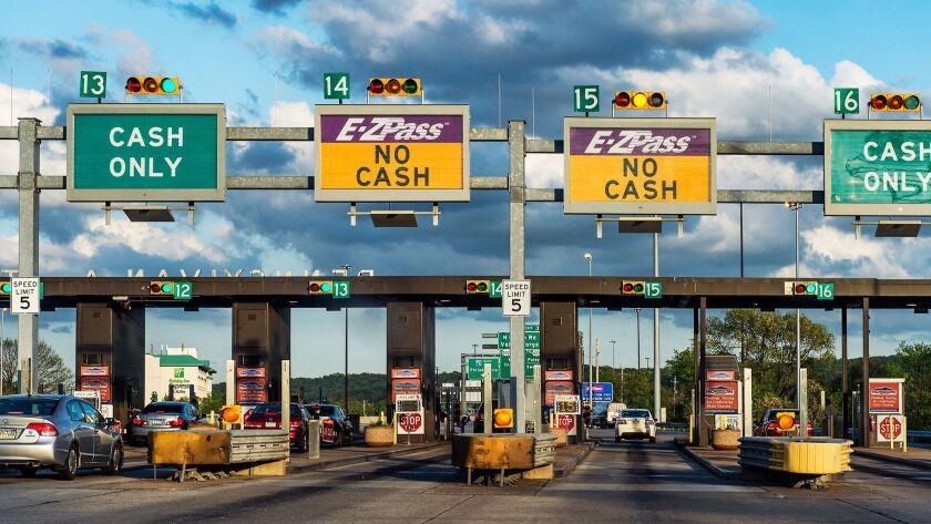 Some toll devices on rental cars may charge a convenience fee for use.