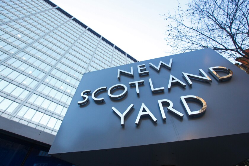 Scotland Yard headquarters