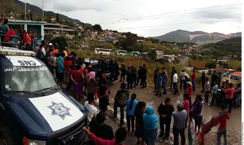 Foto de archivo. El estado de Guerrero es conocido por la presencia del cártel Guerreros Unidos donde se han arrestado a innumerables capos, pero la guerra sigue contra el narco en dicho estado.