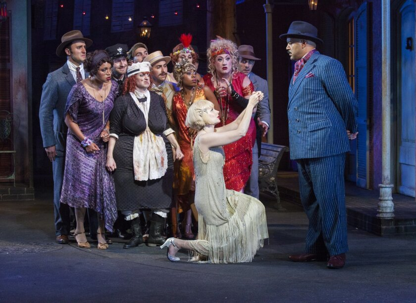 The cast of The Old Globe's 2015 Summer Shakespeare Festival production of 'The Comedy of Errors,' directed by Scott Ellis, on stage through Sept. 20 in Balboa Park.