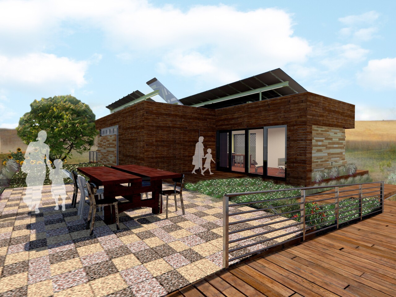 Team Capitol DC: Harvest Home artist renderings