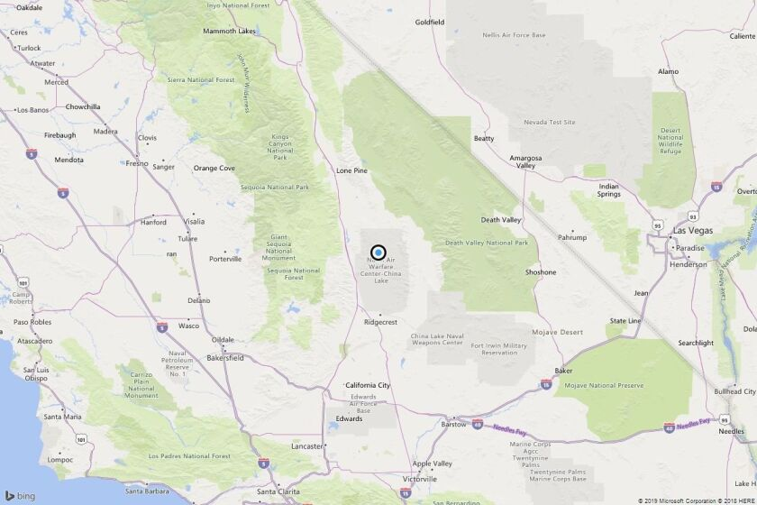 Earthquake: 3.2 quake strikes near Junction Ranch, Calif.