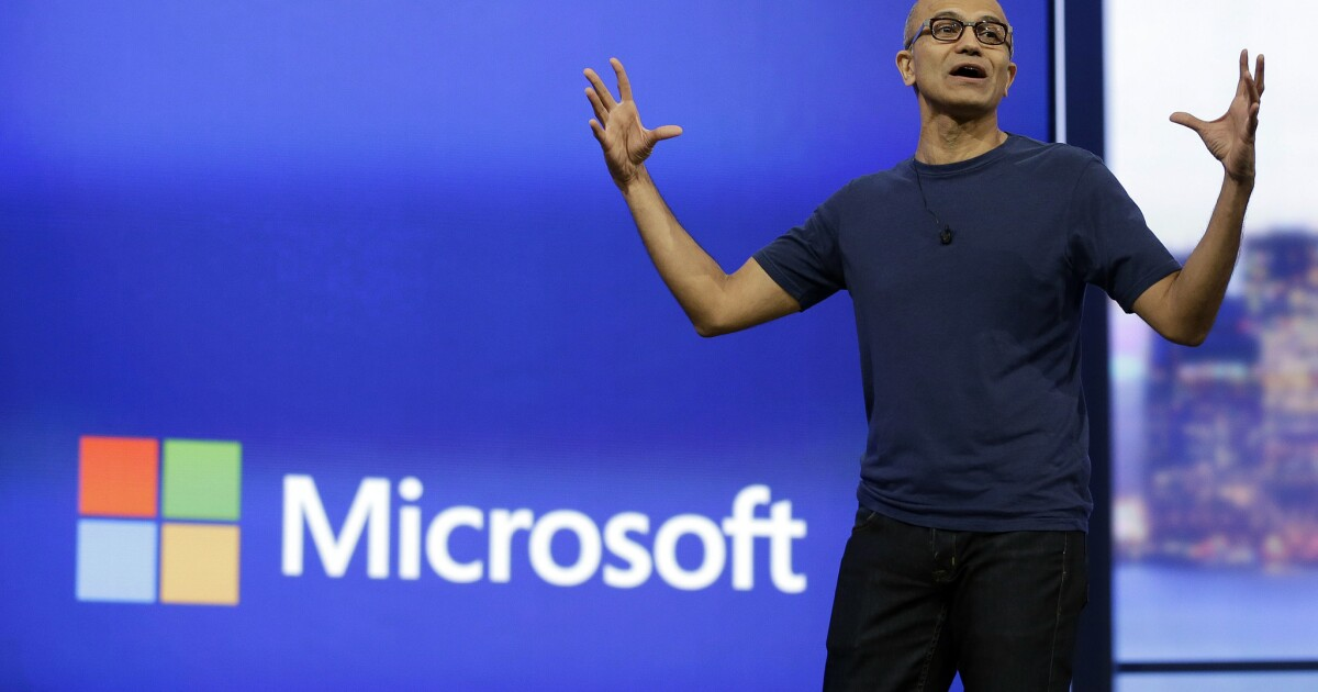 Satya Nadella brought Microsoft back from the brink of irrelevance