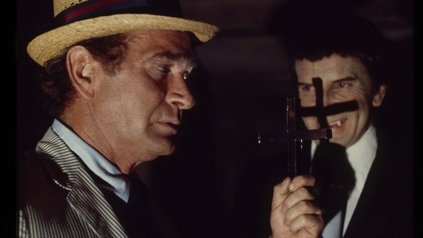 L-R: DARREN MCGAVIN;BARRY ATWATER