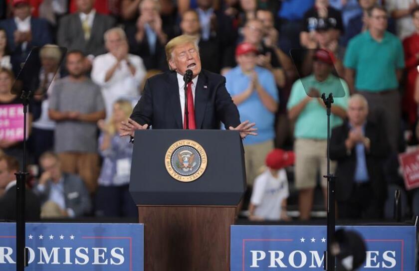 Trump asegura que no hay necesidad de incluir Canadá en nuevo pacto comercial